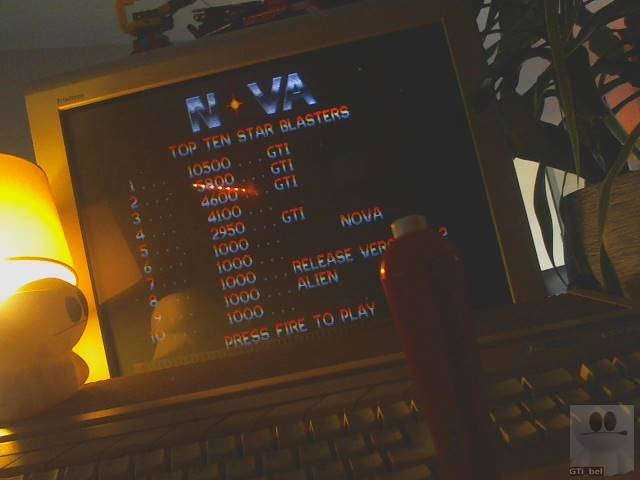 GTibel: Nova [ST Format] (Atari ST) 10,500 points on 2019-12-01 01:54:45