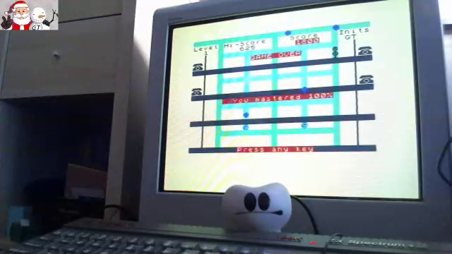 GTibel: Nuke Lear (ZX Spectrum) 1,800 points on 2017-12-26 07:58:08