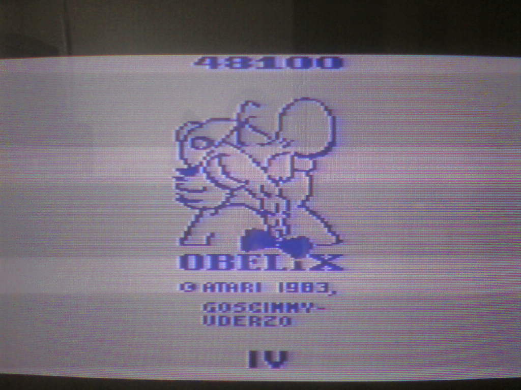 Obelix 48,100 points
