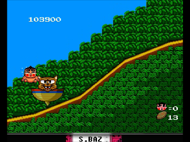 S.BAZ: Obocchamakun (TurboGrafx-16/PC Engine Emulated) 103,900 points on 2016-07-11 12:12:01