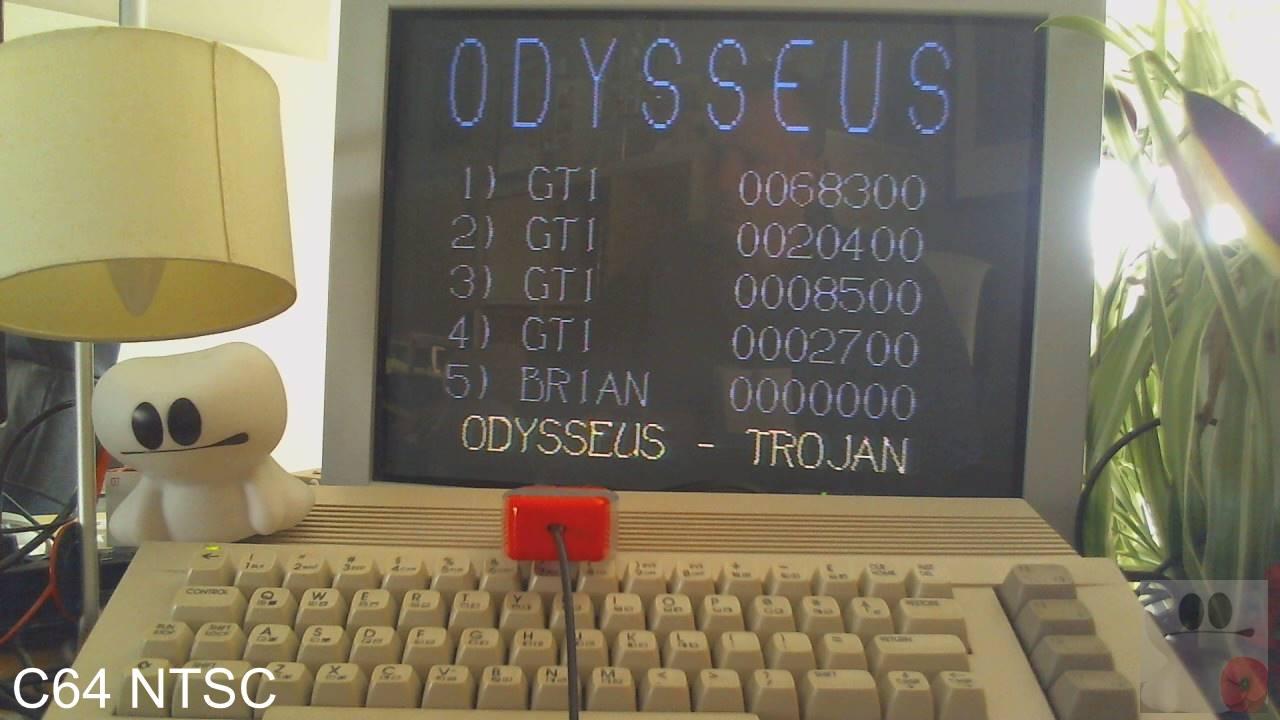 Odysseus: Trojan Warrior 68,300 points