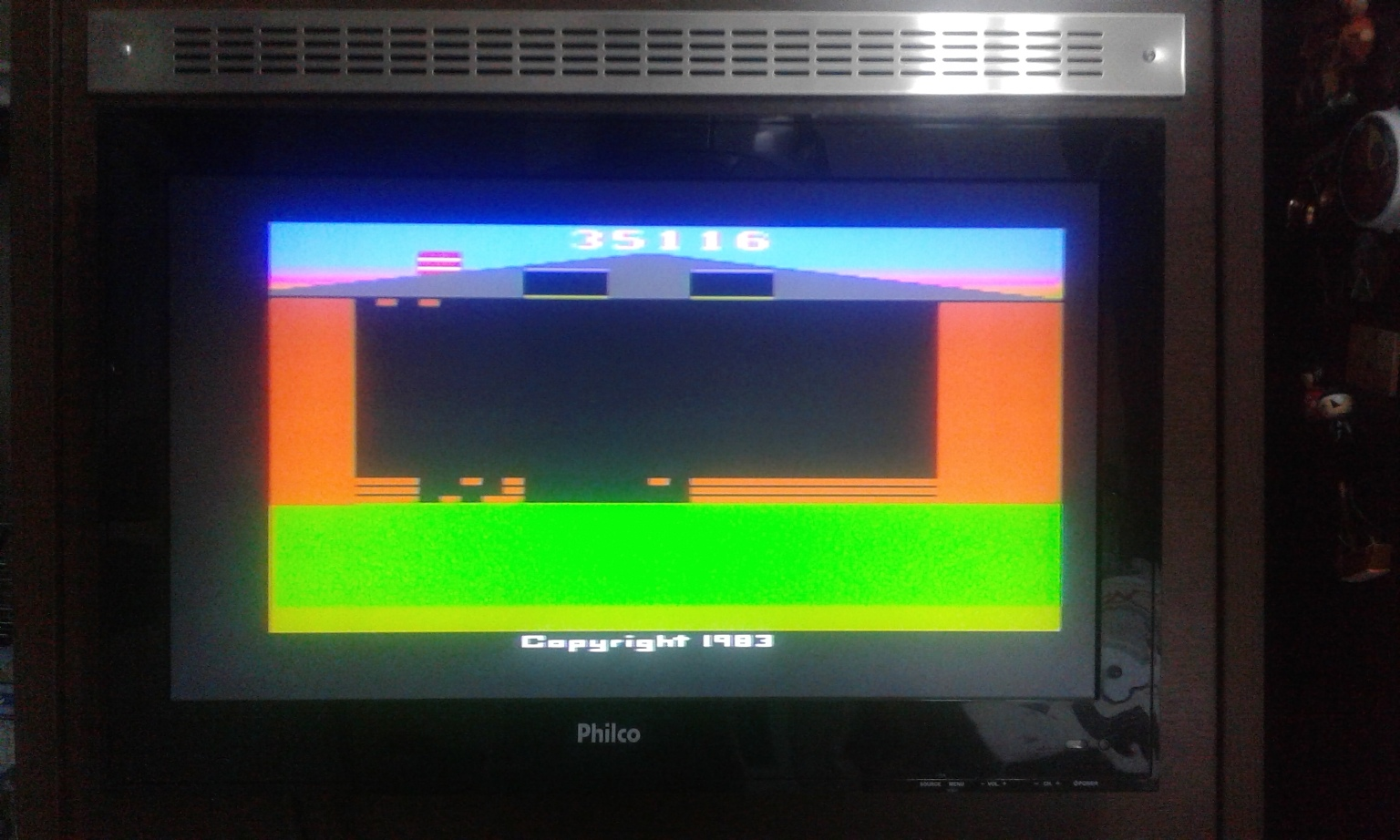 oyamafamily: Oink! (Atari 2600 Novice/B) 35,116 points on 2017-02-25 09:55:50
