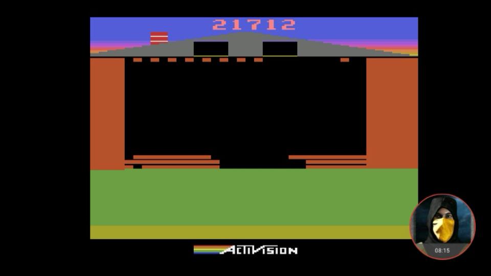 omargeddon: Oink! (Atari 2600 Emulated Novice/B Mode) 21,712 points on 2018-02-23 23:16:35