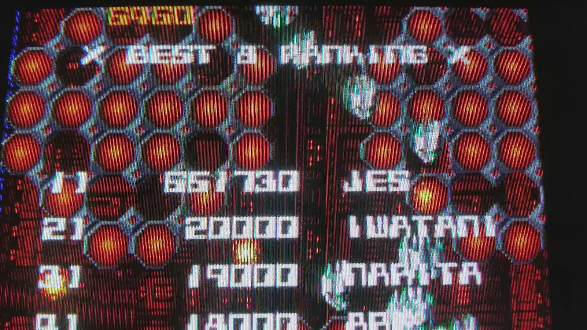 JES: Omega Fighter Special [omegafs] (Arcade Emulated / M.A.M.E.) 651,730 points on 2018-02-19 01:10:07