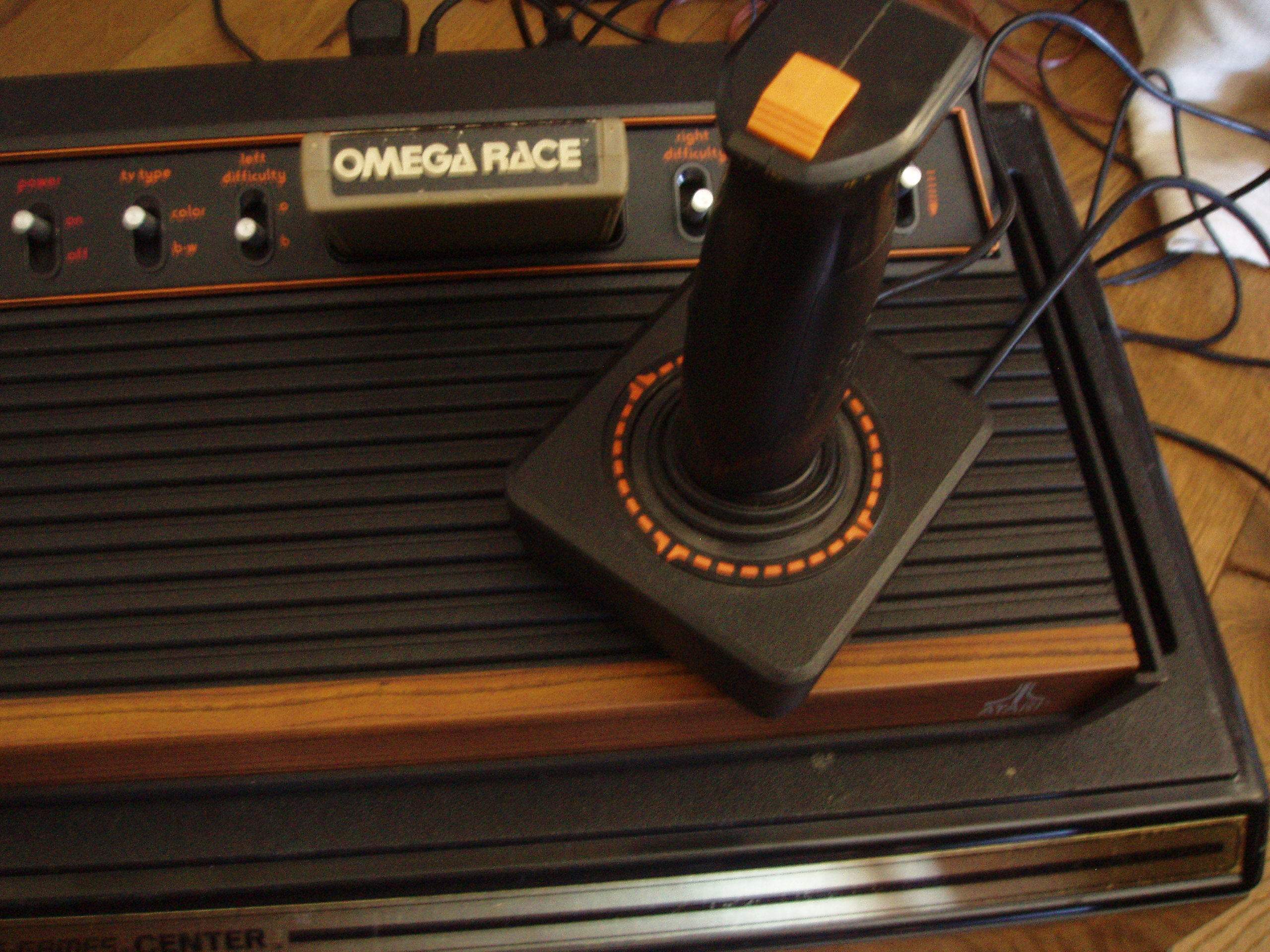 atari2600forever: Omega Race (Atari 2600) 44,000 points on 2016-03-07 03:26:11