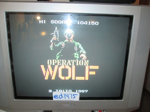 ed1475: Operation Wolf (Colecovision) 104,150 points on 2017-11-17 17:10:26