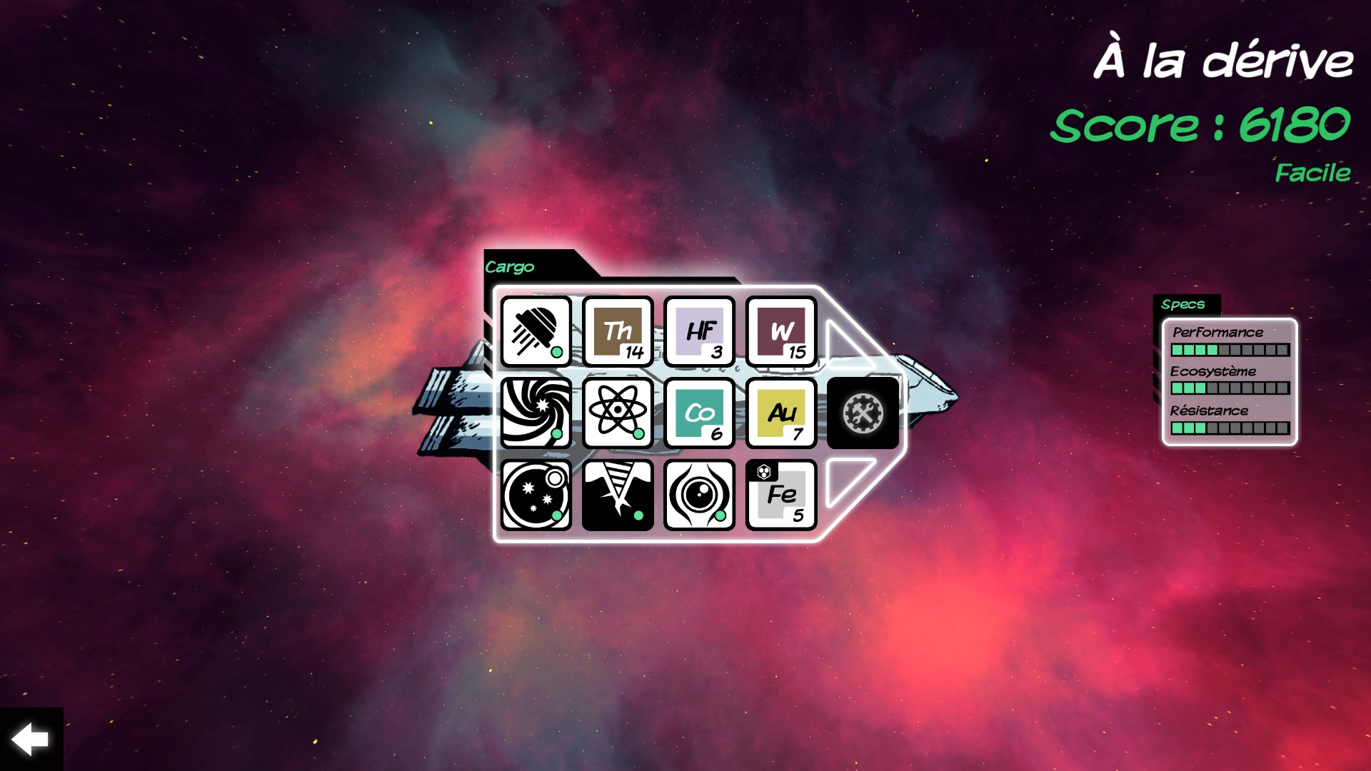 Out There: ? Edition [Easy] 6,180 points