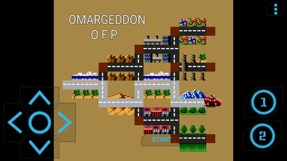 omargeddon: OutRun (Sega Game Gear Emulated) 457,100 points on 2016-10-28 16:50:43