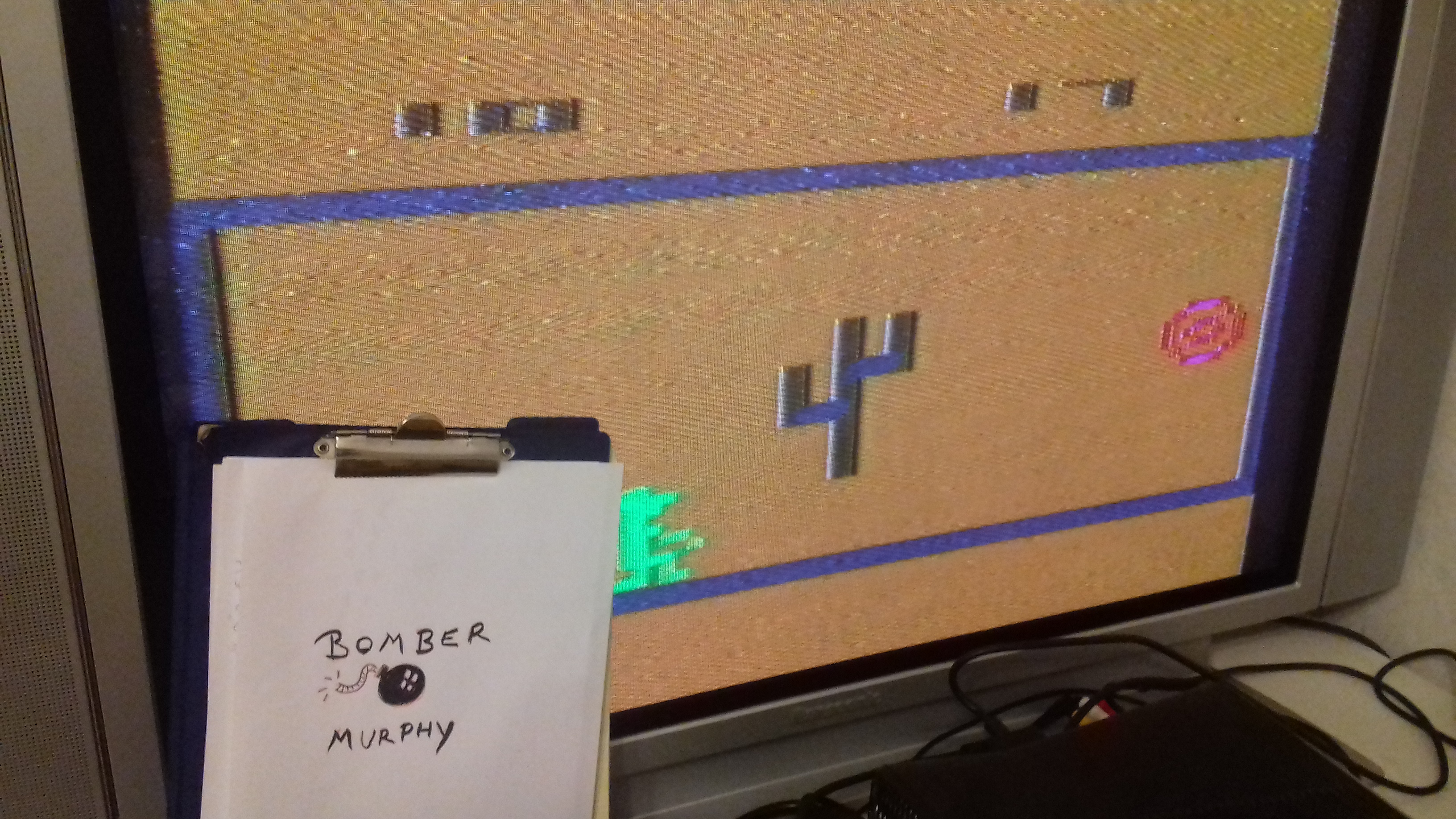 BomberMurphy: Outlaw: Game 13[Fastest Time to 10 points] (Atari 2600 Novice/B) 0:00:17 points on 2018-02-28 14:18:18