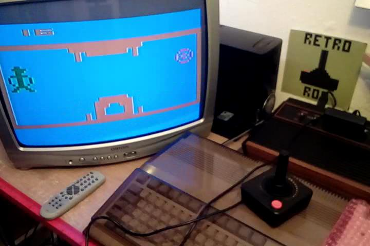 RetroRob: Outlaw: Game 16 [Fastest Time To 10 Points] (Atari 2600 Novice/B) 17 points on 2020-02-24 13:35:37