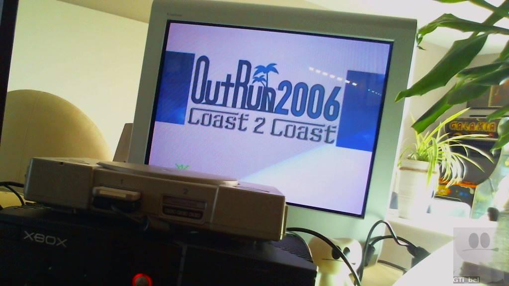 GTibel: Outrun 2006 Coast 2 Coast: OUTRUN 2: Goal C (Xbox) 633,925 points on 2018-08-26 05:14:20