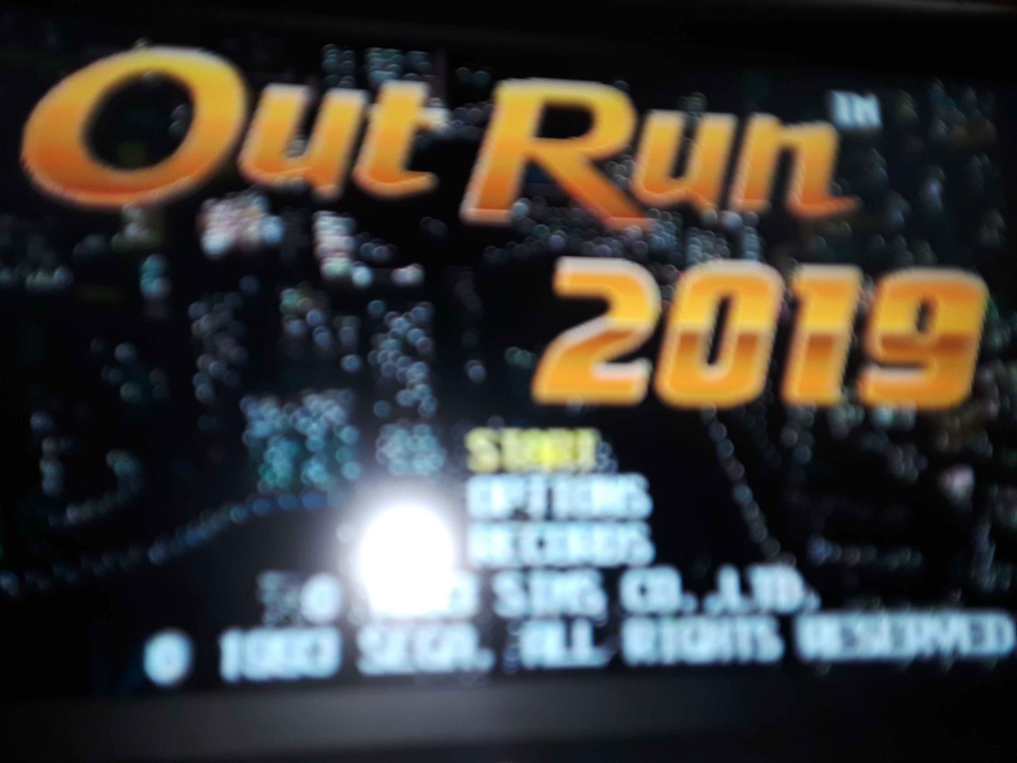 JML101582: Outrun 2019 [Stage 1] (Sega Genesis / MegaDrive Emulated) 0:04:52.4 points on 2019-03-25 18:14:55