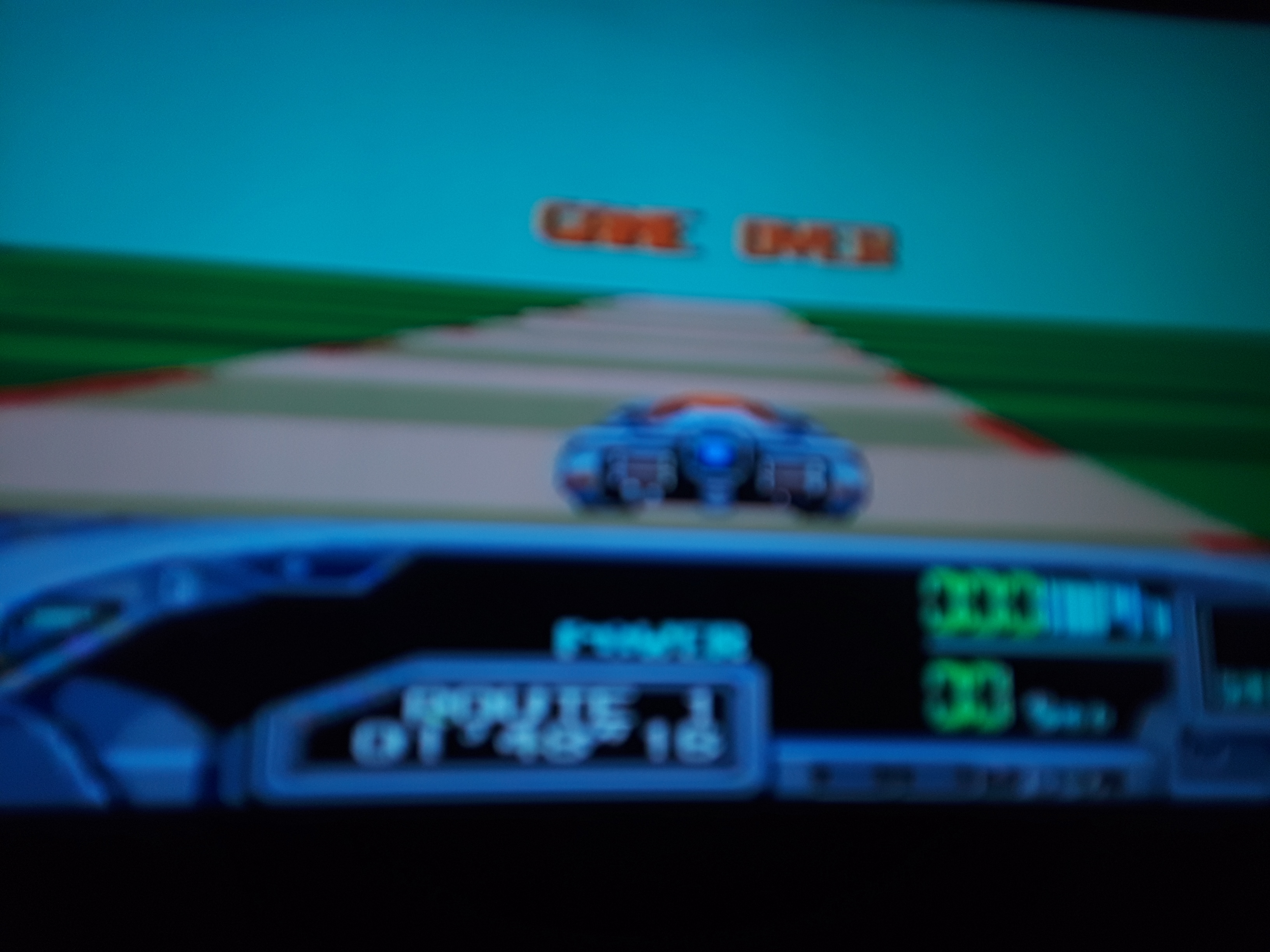 JML101582: Outrun 2019 [Stage 2] (Sega Genesis / MegaDrive Emulated) 0:01:48.16 points on 2019-03-25 18:22:04