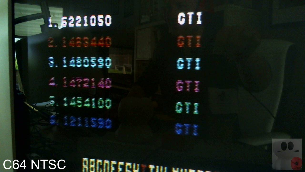 GTibel: Outrun: Course D (Commodore 64) 1,211,590 points on 2020-04-08 06:34:20
