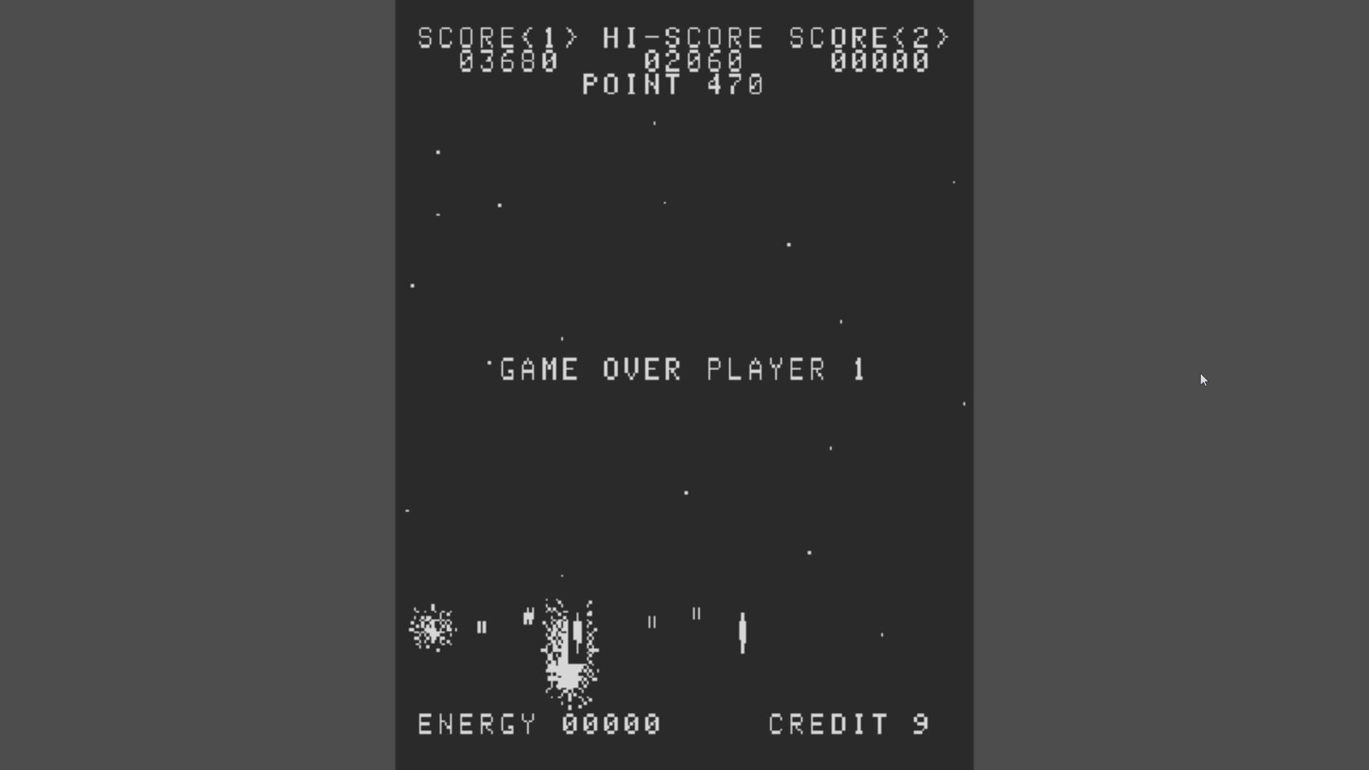 AkinNahtanoj: Ozma Wars [ozmawars] (Arcade Emulated / M.A.M.E.) 3,680 points on 2020-10-18 02:54:03