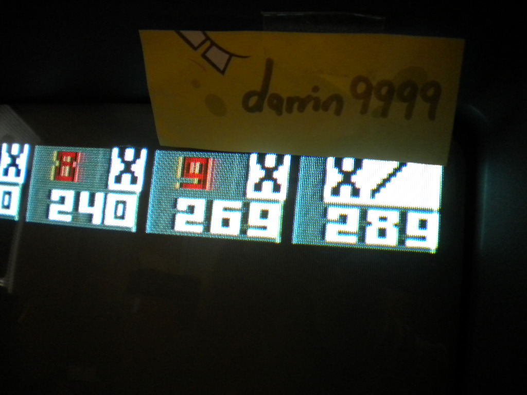 PBA Bowling 289 points