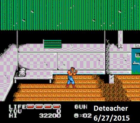 Deteacher: P.O.W.: Prisoners of War (NES/Famicom Emulated) 32,200 points on 2015-06-27 18:08:42