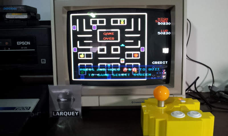 Larquey: Pac & Pal (Bandai Pac-Man Connect and Play) 50,230 points on 2018-08-12 12:29:24
