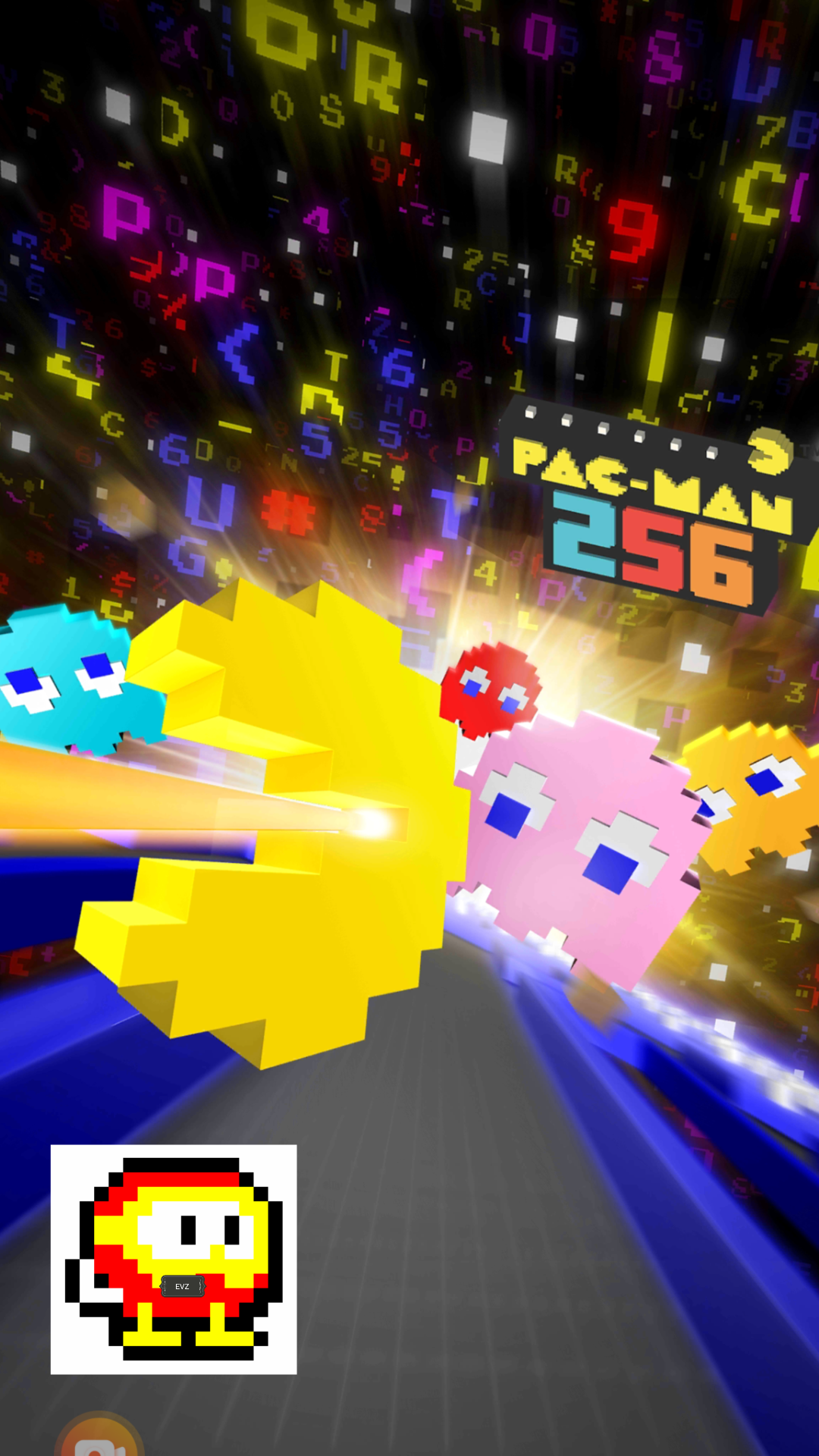 ministorm04: Pac-Man 256 [Mobile] (Android) 2,554 points on 2019-05-07 15:00:16