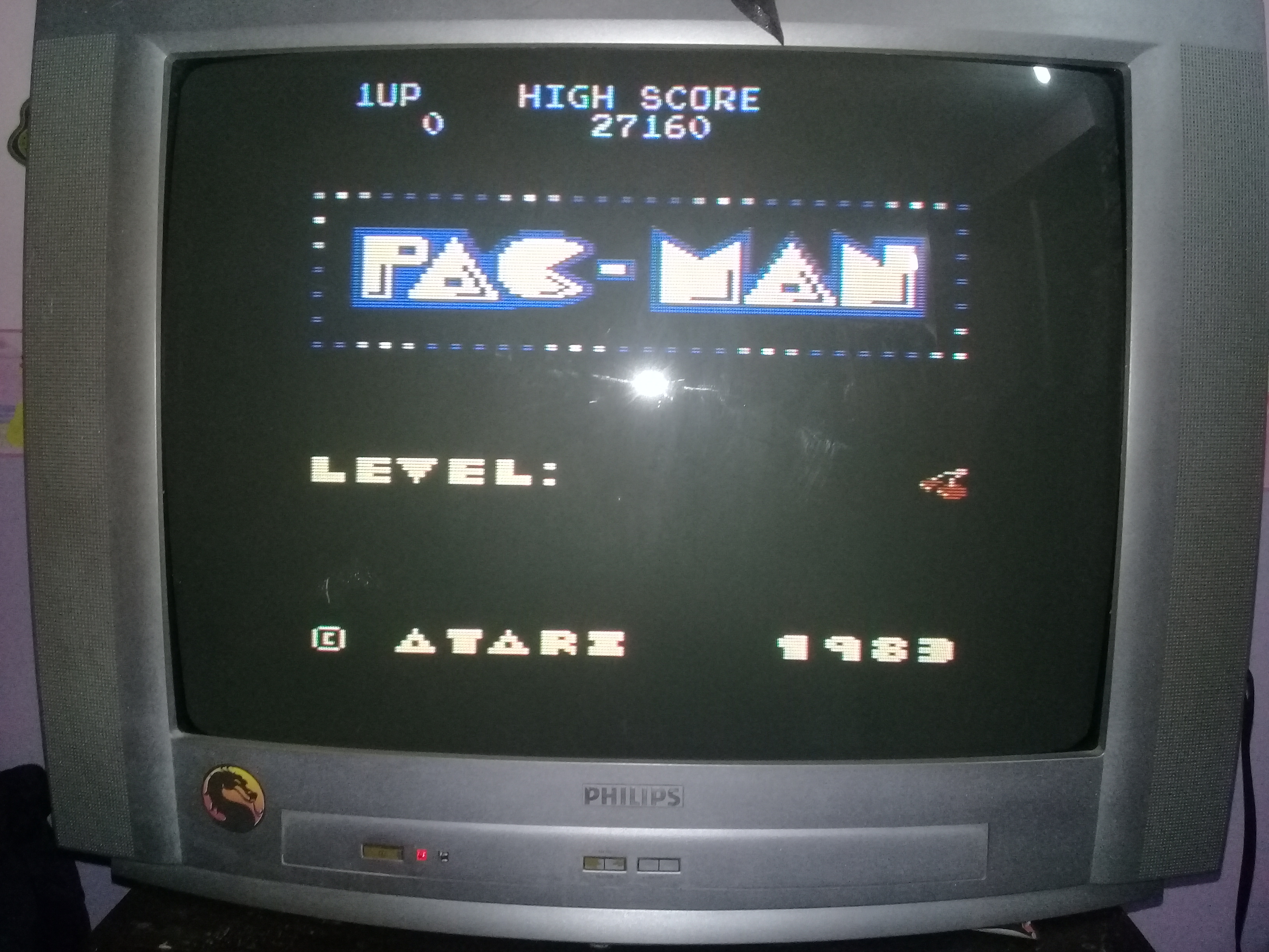 omargeddon: Pac-Man Arcade (Atari 400/800/XL/XE) 27,160 points on 2020-04-02 23:59:11