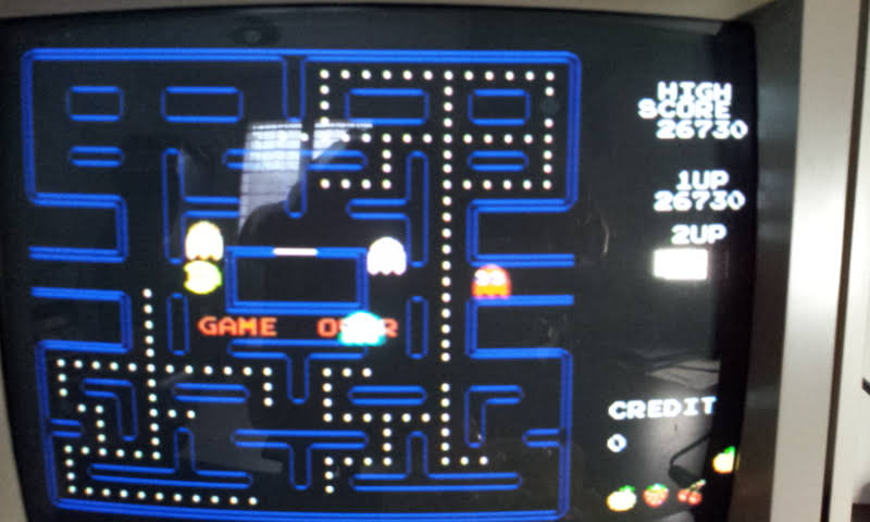 Pac-Man 26,730 points