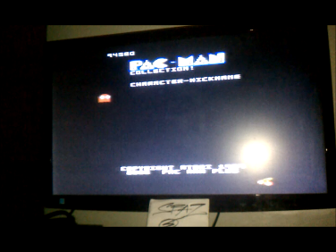 S.BAZ: Pac-Man Collection: Pac-Man [Cherries/Plus Off/Fast On] (Atari 7800) 94,580 points on 2016-12-04 16:04:07