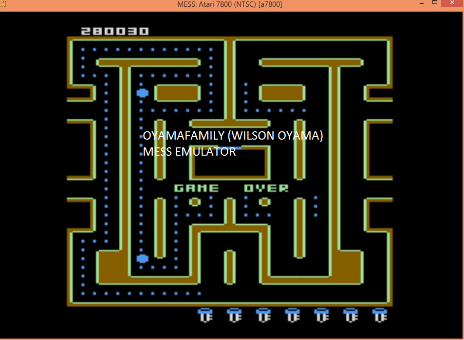 oyamafamily: Pac-Man Collection: Random [Galaxian One/Plus Off/Fast On] (Atari 7800 Emulated) 280,030 points on 2016-02-14 11:25:47