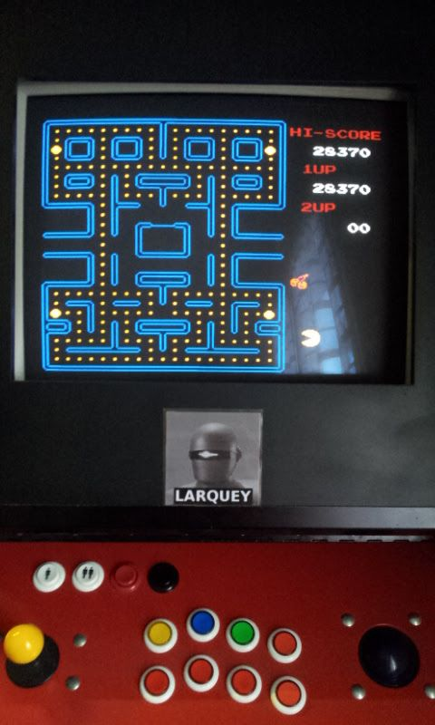 Larquey: Pac-Man (NES/Famicom Emulated) 28,370 points on 2017-09-17 11:56:15