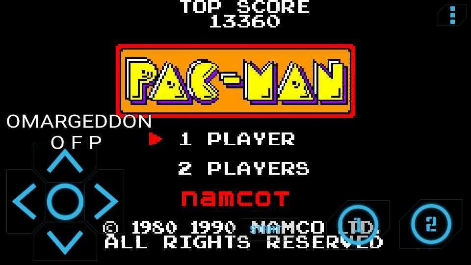 omargeddon: Pac-Man (Sega Game Gear Emulated) 13,360 points on 2016-10-27 15:35:32