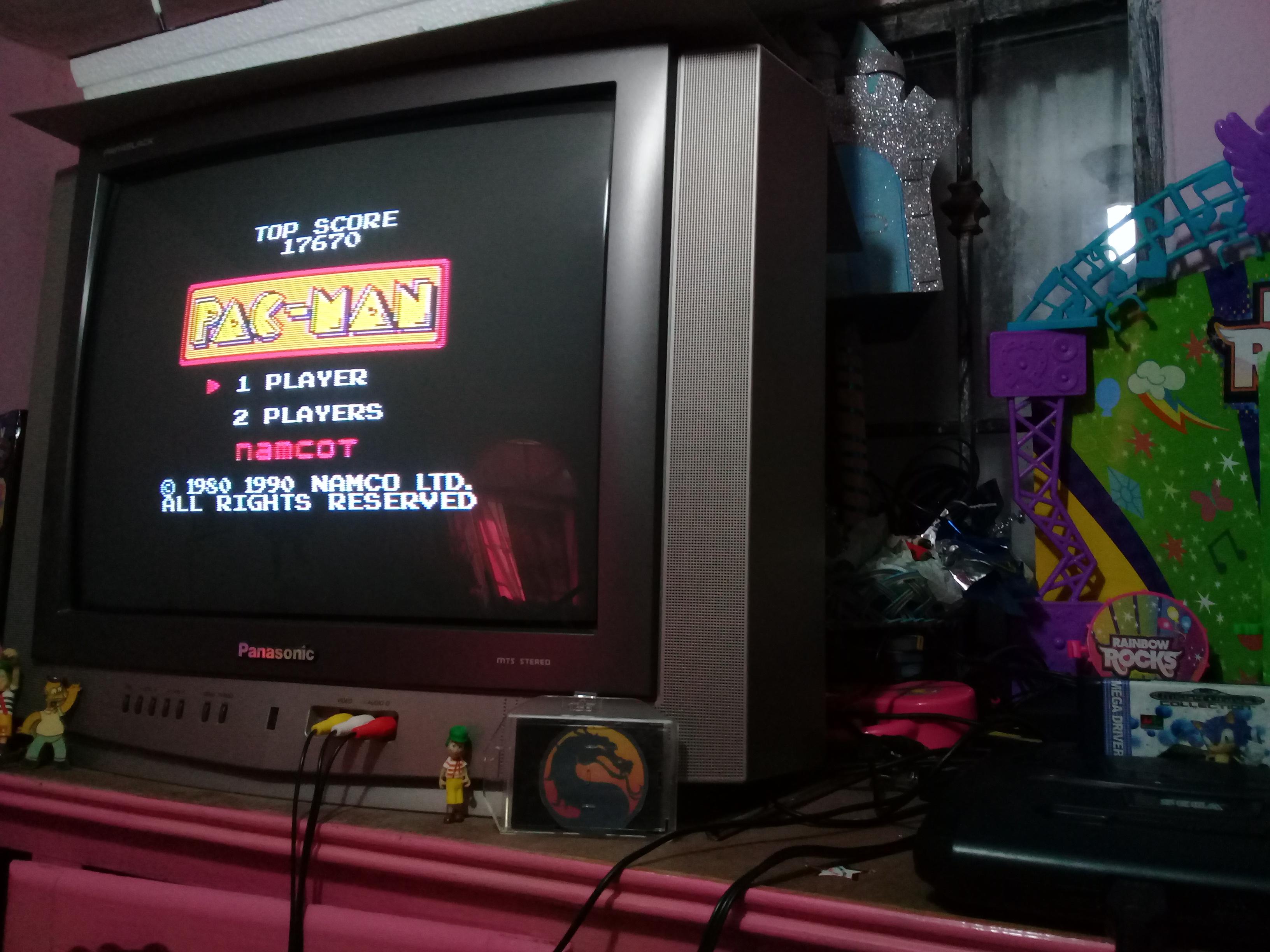 omargeddon: Pac-Man (Sega Game Gear) 17,670 points on 2019-01-22 17:59:20