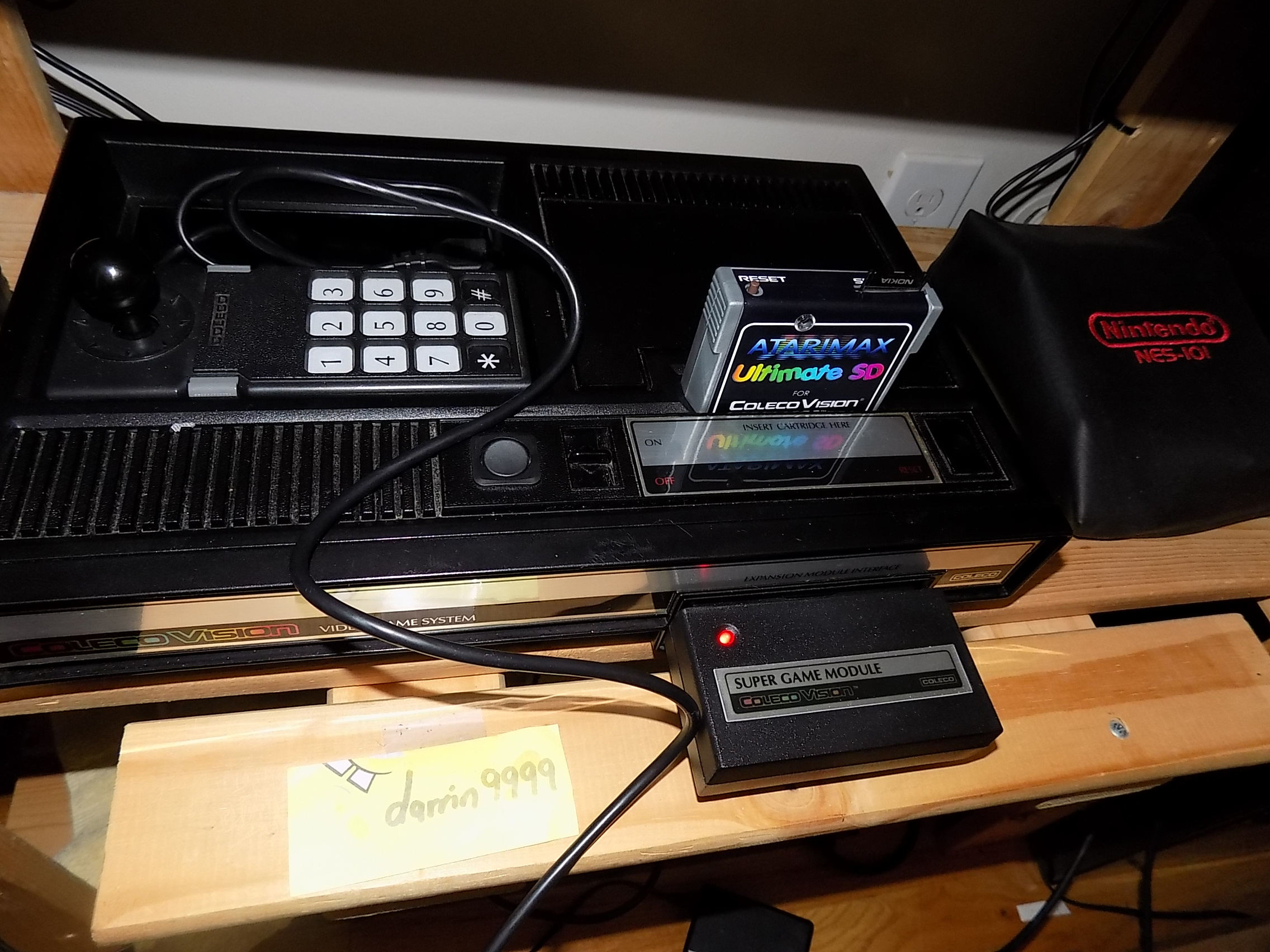 darrin9999: Pacar (Colecovision) 6,780 points on 2018-03-01 14:19:12