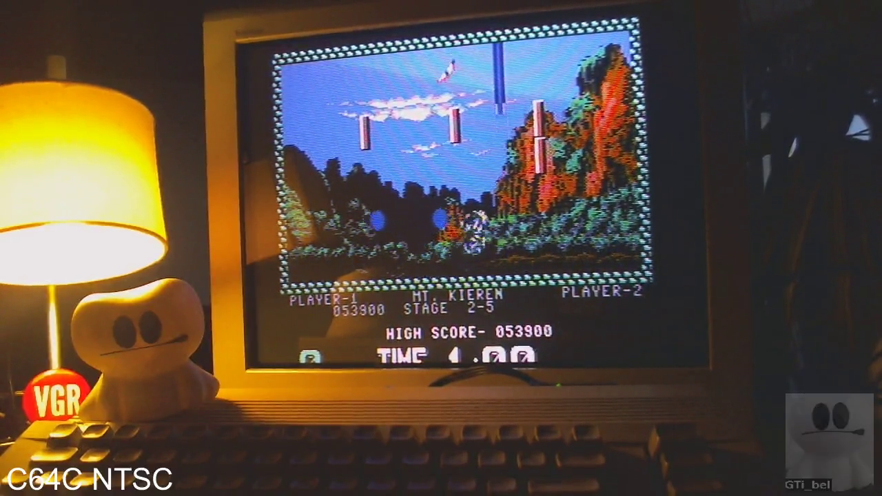 GTibel: Pang (Commodore 64) 53,900 points on 2020-01-29 10:33:13