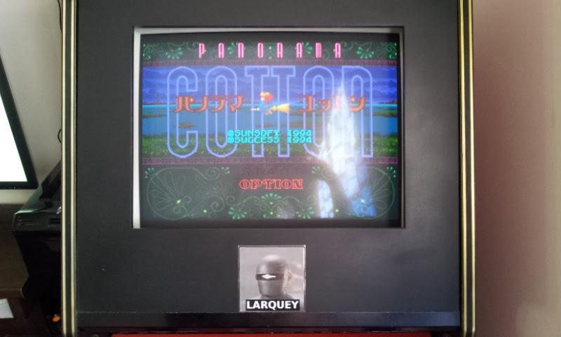 Larquey: Panorama Cotton (Sega Genesis / MegaDrive Emulated) 41,900 points on 2018-03-31 12:35:49