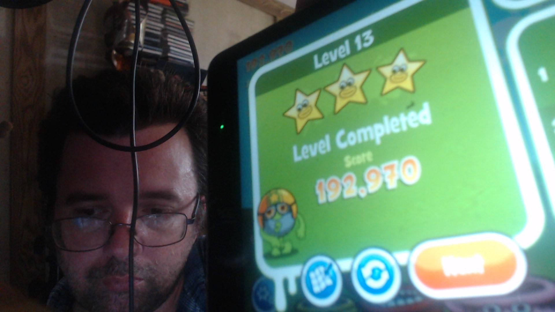 Papa Pear Saga: Level 013 192,970 points