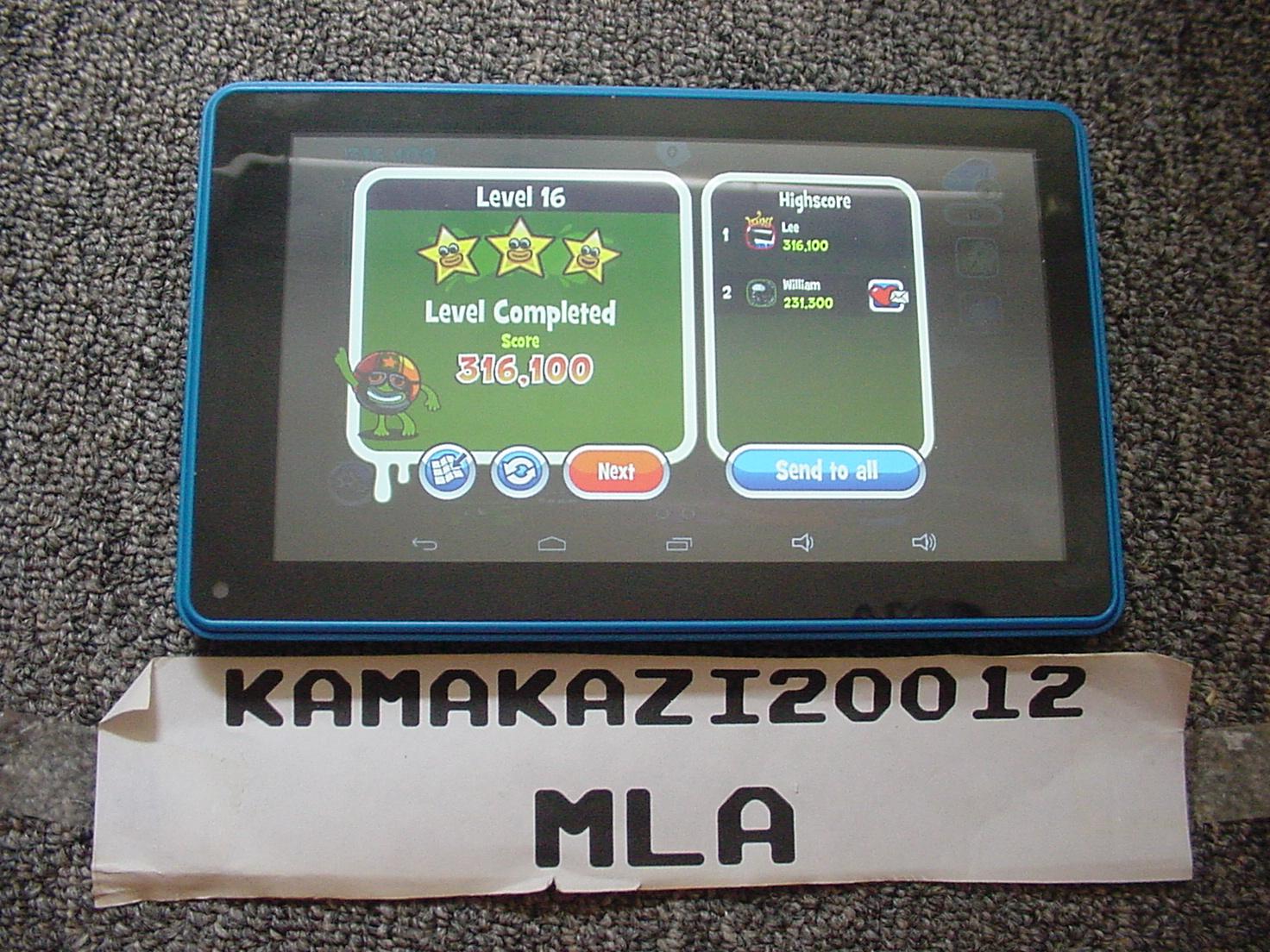 kamakazi20012: Papa Pear Saga: Level 016 (Android) 316,100 points on 2015-07-13 16:20:02