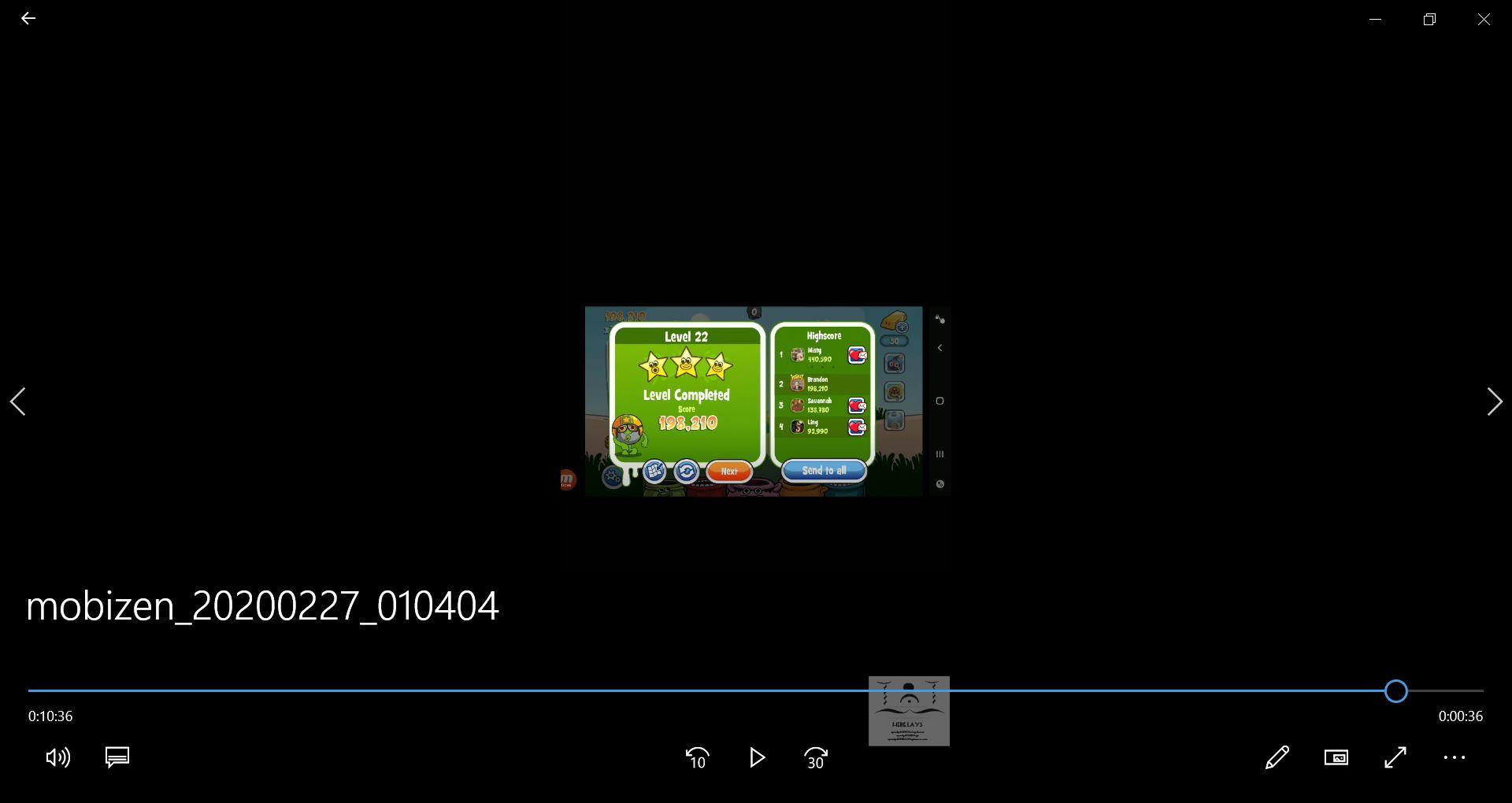 speedy4759123: Papa Pear Saga: Level 022 (Android) 198,210 points on 2020-02-29 06:40:18