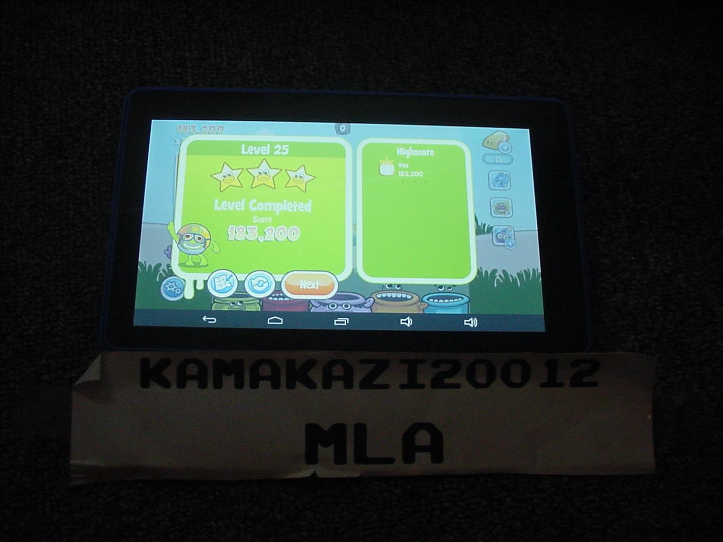 kamakazi20012: Papa Pear Saga: Level 025 (Android) 183,200 points on 2015-07-15 00:30:34