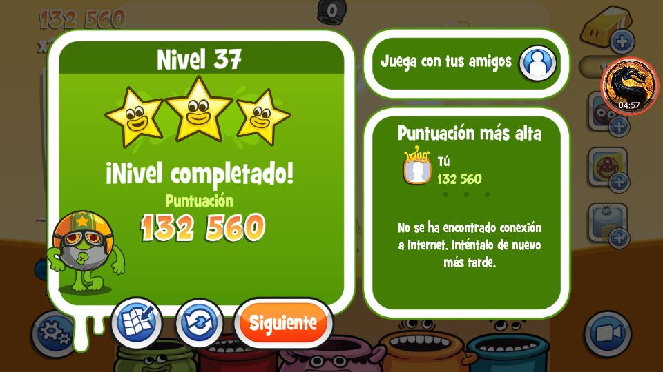 Papa Pear Saga: Level 037 132,560 points
