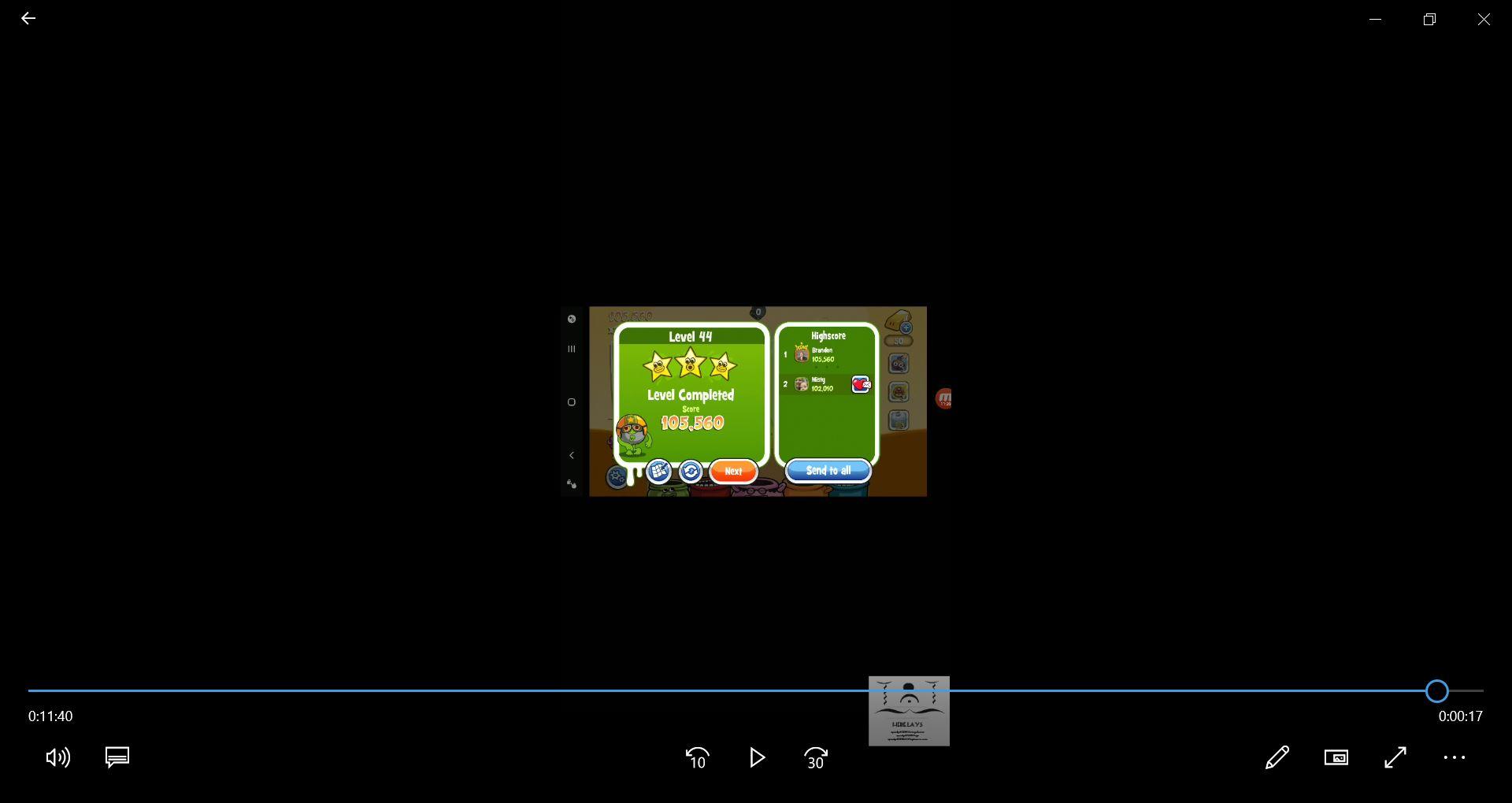 speedy4759123: Papa Pear Saga: Level 044 (Android) 105,560 points on 2020-03-26 08:17:25