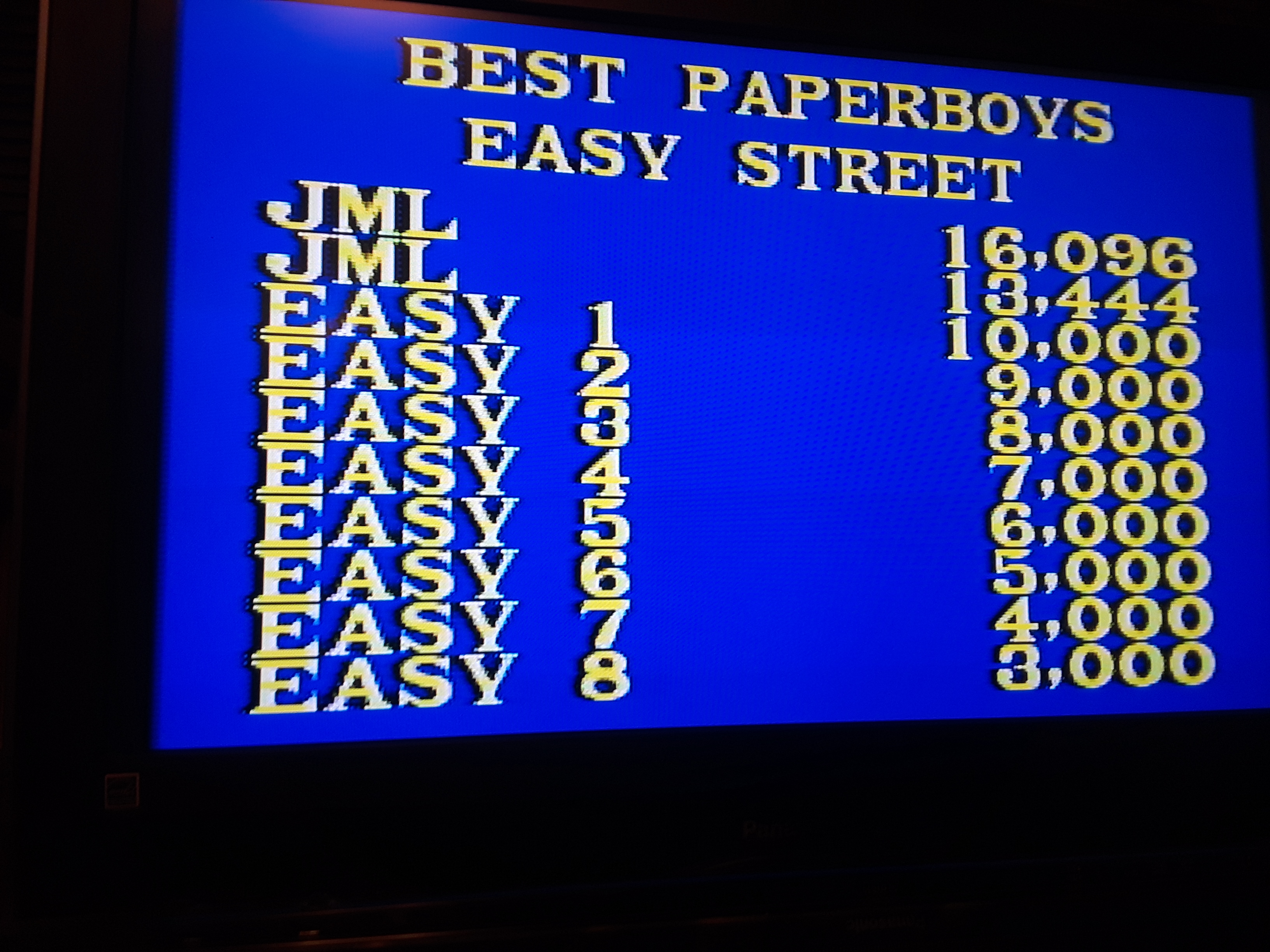 Paper Boy: Easy St [Medium]
