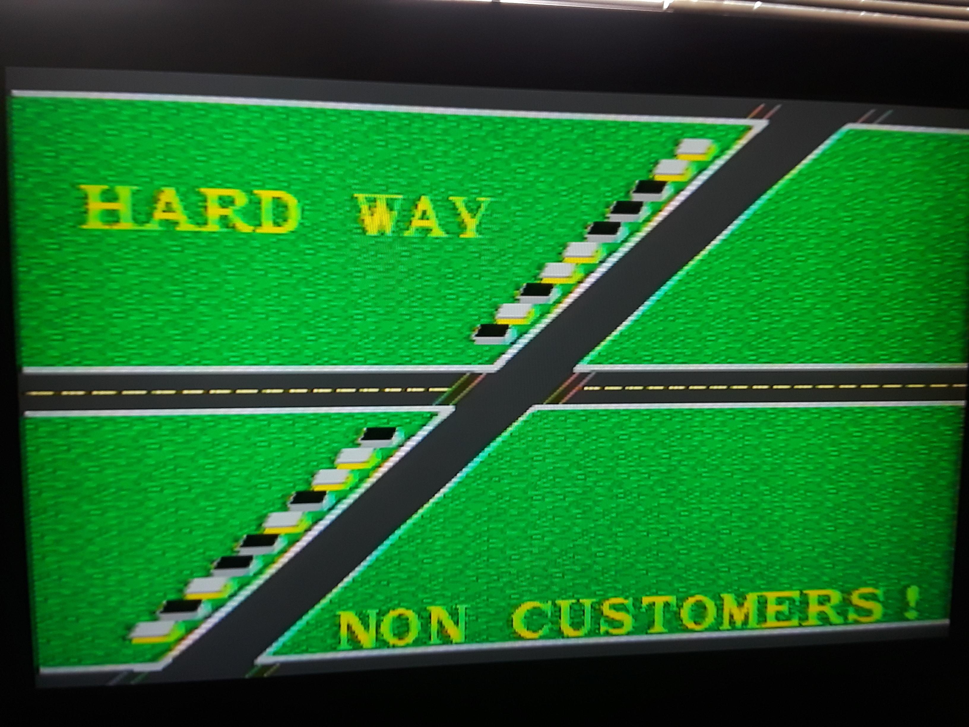 Paper Boy: Hard Way [Hard]