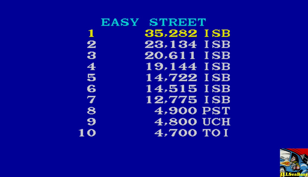 ILLSeaBass: Paperboy (Arcade Emulated / M.A.M.E.) 35,282 points on 2016-11-28 08:45:35