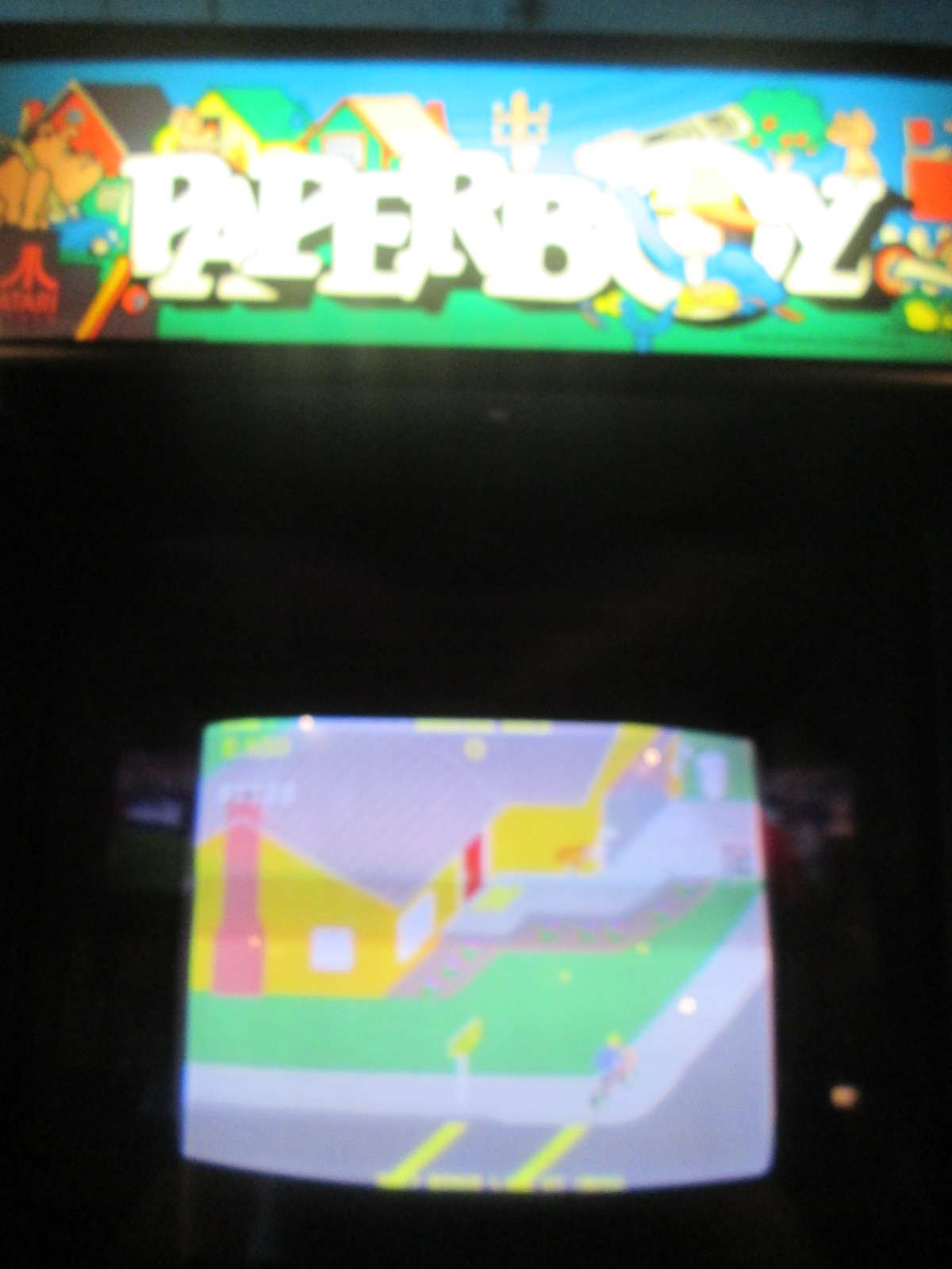ed1475: Paperboy (Arcade) 2,850 points on 2016-08-28 16:56:47