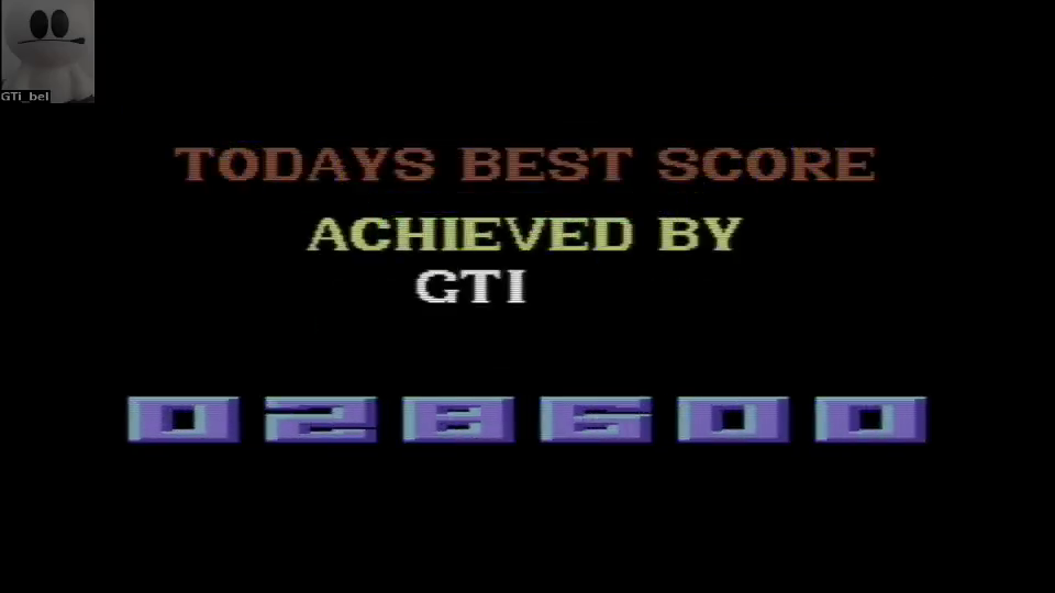 GTibel: Paperboy (Commodore 64 Emulated) 28,600 points on 2016-08-04 07:35:47