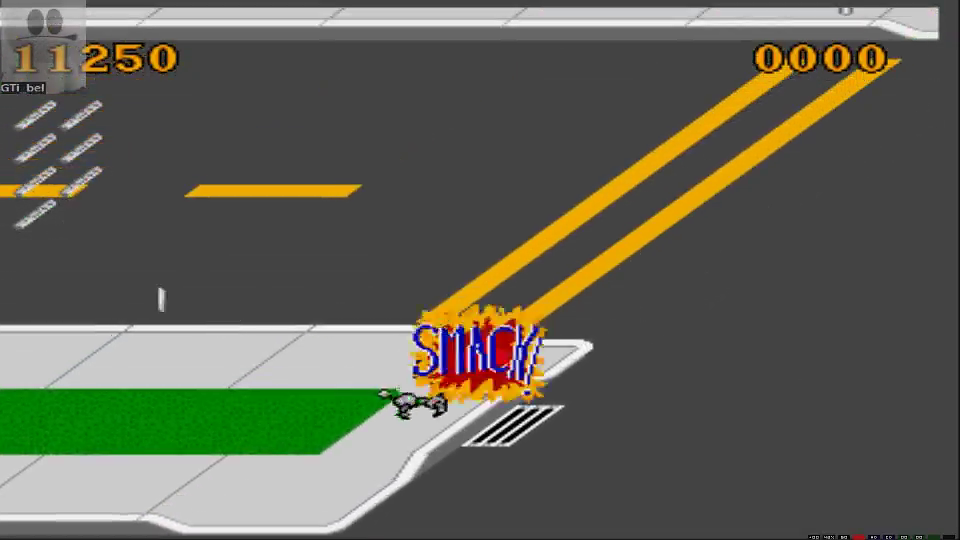 GTibel: Paperboy [Easy Street] (Amiga Emulated) 11,250 points on 2016-08-07 15:25:50