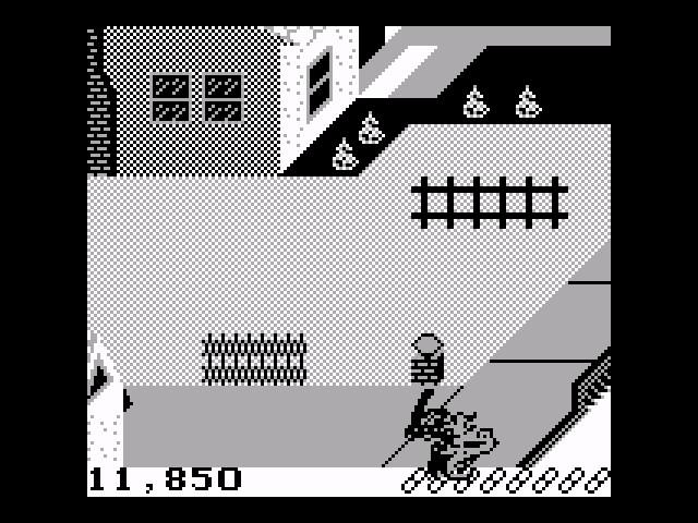 AkinNahtanoj: Paperboy (Game Boy Emulated) 11,850 points on 2020-08-27 05:11:54