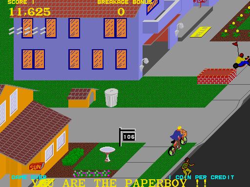 derek: Paperboy [Hard Way] (Arcade Emulated / M.A.M.E.) 11,625 points on 2016-07-24 14:02:48