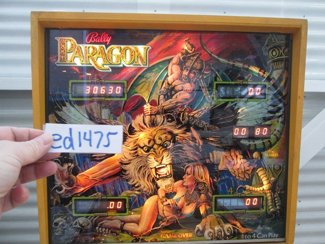 ed1475: Paragon (Pinball: 3 Balls) 30,630 points on 2017-01-15 16:18:31