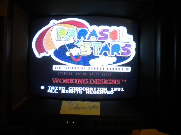 Parasol Stars 551,970 points