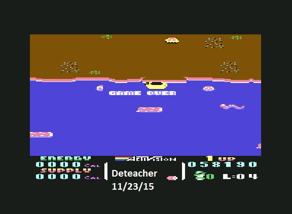 Deteacher: Park Patrol (Commodore 64 Emulated) 58,190 points on 2015-11-23 14:59:29